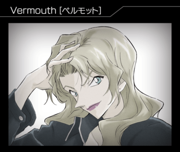 vermout - Detective Conan (Bad)