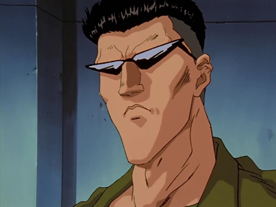 Younger Toguro - Yu•Yu Hakusho (Bad)