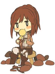 Sasha Attack on Titan ( Good )