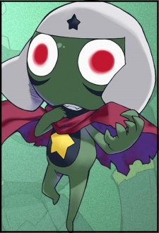 Dark Keroro - Keroro Gunso [Movie 3] (Bad)