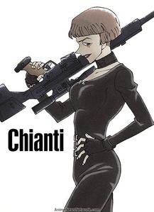 Chianti - Detective Conan (Bad)