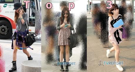 Result-Round 2: Rank 1: Yuri 665/700 2: Tiffany 605 3: Taeyeon & Sooyou