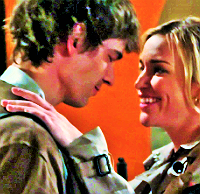 My RIP Couples: Annie and Auggie - Covert Affairs Daniel and Betty - Ugly Betty تیز پات, laurel and