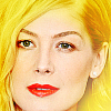 Rosamund for Bee (I couldn't see on of the picture bạn đã đăng and also the other one wasn't good quil