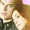 Damon/Elena for cây ô rô, hoa huệ, holly - Our perfect em bé bruh