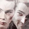 Stiles/Derek for cây ô rô, hoa huệ, holly