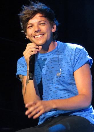 #3 Wearing Blue