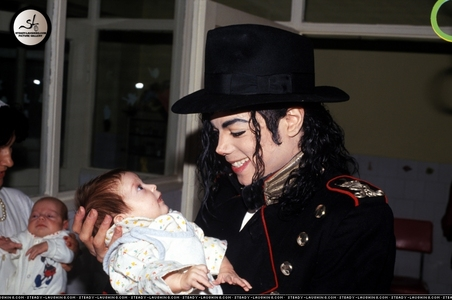 Humanitarian and this picture is so adorable and sweet