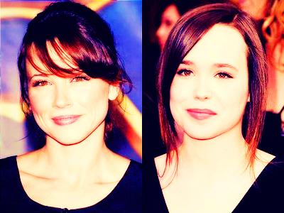 [b]Day 3: Two নায়িকা who look a lot alike[/b] Linda Cardellini & Ellen Page.
