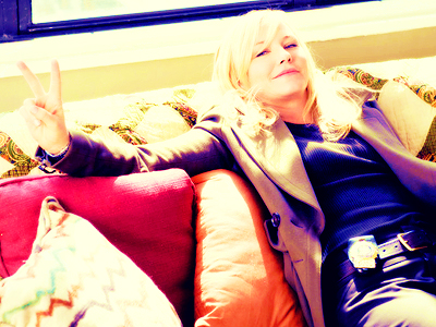[b]Day 7: An actress anda have a lot in common with[/b] This foto confirms that Kelli Giddish and I
