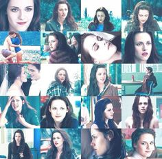 hari 4 : actress who I associate with one character : Kristen Stewart,Bella Swan,the Twilight Saga