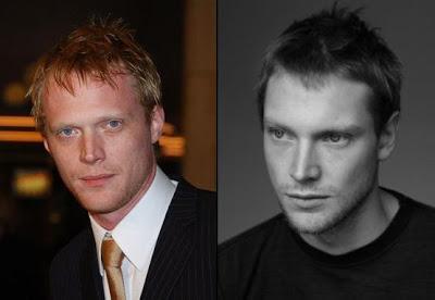দিন 3 : two actors who look-a-like (Paul Bettany,on L,and Simon Woods,on R)