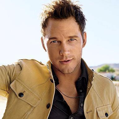 দিন 13 : An actor আপনি would like to have as your roommate...Chris Pratt