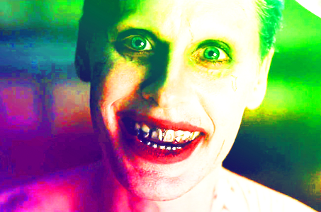 [b]4. Favourite male character (based on the Comic Con trailer)?[/b] ' The Joker