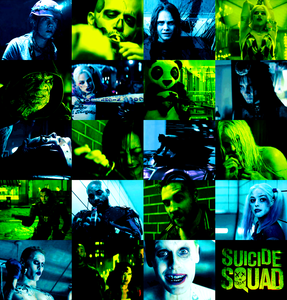 [b]8. Give us a Suicide Squad sunting (made sejak you! Doesn't have to be fancy!)![/b]