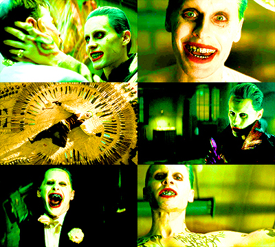 [b]16. Who do 당신 think/hope the main villain is?[/b] The Joker, I guess?