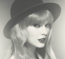 Theme ~ Taylor wearing hat