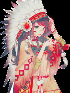 [b]Name:[/b] Poocha [b]Age:[/b] Ageless, but she seems around 23-26 [b]Appearance:[/b] look at