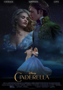 Tag 2 : current fave movie ...Cinderella(2015),which is one of my current fave Filme