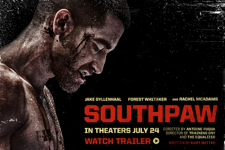 [b]Day 1: Last Movie seen (in theaters) [/b]  Southpaw