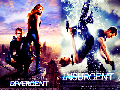 [b]Day 2: Current fave movie[/b] Divergent / Insurgent (Hi, my name is DarkSarcasm and I'm a Challe