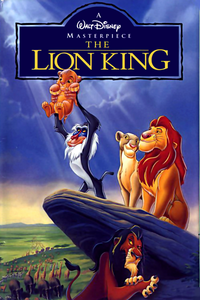 Tag 3 : fave animated movie...Lion King