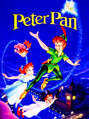 [b]Day 3: Favorit animated movie[/b] Peter Pan