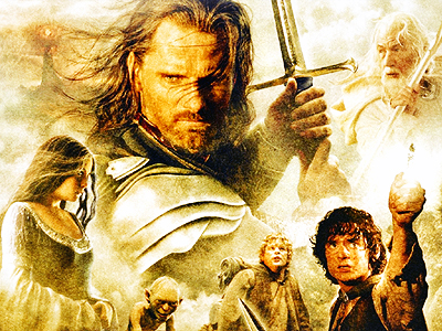 [b]Day 4: paborito Sci-fi/Fantasy movie[/b] I pag-ibig the Lord of the Rings trilogy. All three are goo