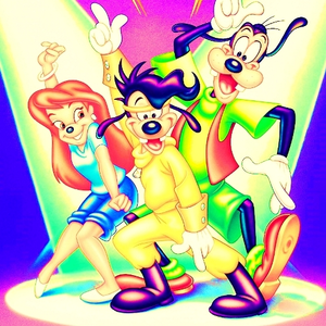 [b]Day 3 : paborito animated movie[/b] A Goofy Movie.