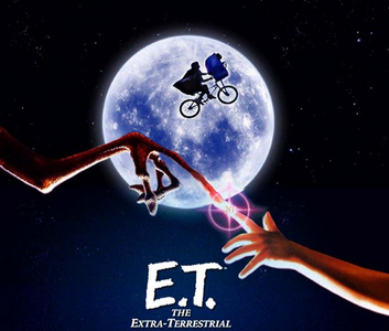 Tag 5 : fave 80's movie ...E.T