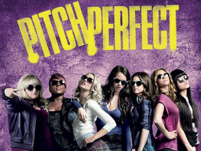 Tag 9 : Favorit comedy movie ...Pitch Perfect