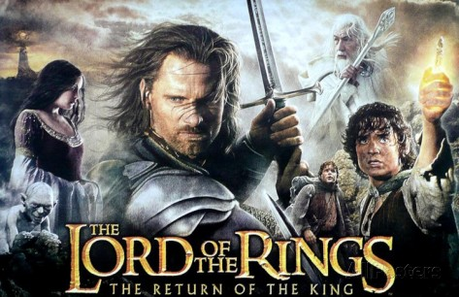 Tag 10 : Favorit drama movie...Lord of the Rings Return of the King