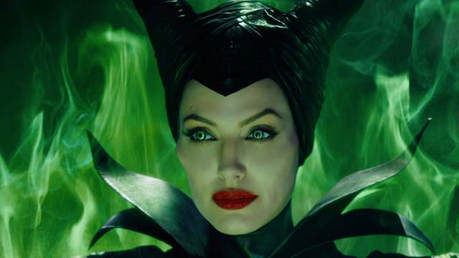 Tag 12 : Favorit movie villain/villainess ...Maleficent,played Von Angelina Jolie...(and 2nd place wo
