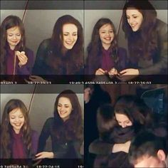 Round 98 Behind the Scenes of Breaking Dawn pt 1 and/or pt 2 (closed) winner : Hermione4evr 2nd p