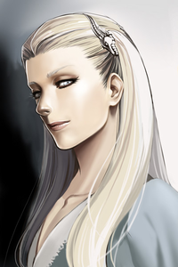 [Name] Louisa Stadner [Nickname/Title] Louisa [Faction] Student [Age] 24 [Gender] Female