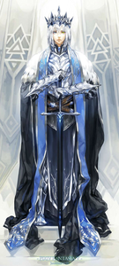 [Name] Adelger Kiesenger von Elbinorune the II [Nickname/Title] The Hermit King [Faction](Revol