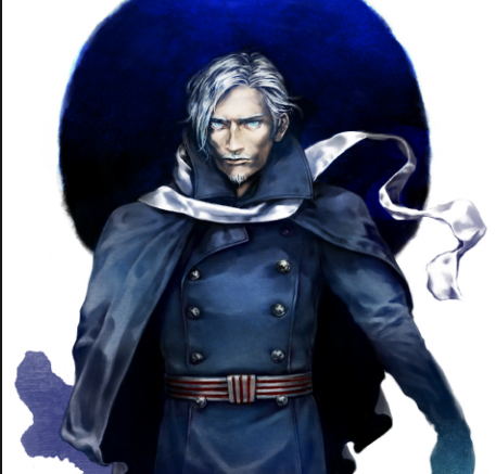 [Name] Karlen Von Jager [Nickname/Title] The Great Betrayer, Karl and Supreme General of the Adali