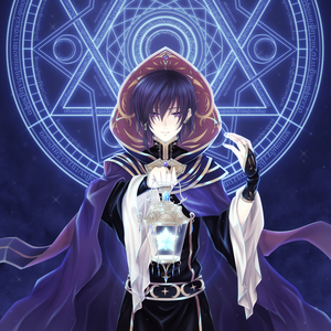 [Name] Harold Janssen [Nickname/Title] Black warlock [Faction] Member of the black witch coven