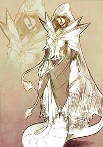 [Name] Praxilla Metz [Nickname/Title] Dutchess of the Night [Faction] Vaas Ambris [Age] 32