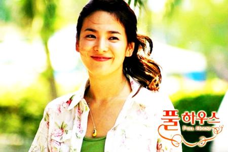 ngày 03: Your yêu thích Female Lead Character [b] Han Ji‑eun (Full House) [/b]