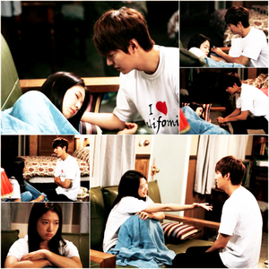 ngày 09: Your yêu thích Scene So many Fave Scene in [b]The Heirs [/b]