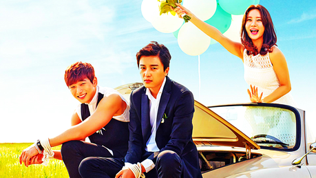 ngày 16: A Kdrama bạn started but can't finish [b]Marriage Not Dating[/b] Only 1 Episode wat
