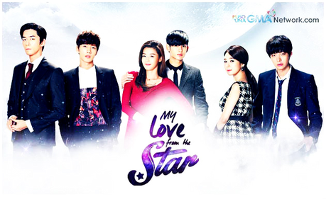 ngày 17: A Kdrama you've watched thêm than once [b]'My tình yêu from the Star[/b]