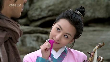 ngày 5: Your yêu thích Female Third Wheel Character and yêu thích Line [b]Seol-hwa [Chuno][/b] I