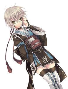 Full/ Real Name: Zeera Hanh Keifune Tribe Name: Silver margherita Age: 17 Gender: Female Appea