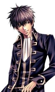 Name: Hakon (Hey-cone) Vilton Age: 24 Gender: Male Appearance: Black hair, dark dark brown e