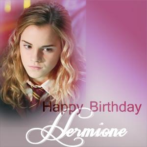 ROUND 10 - Hermione's Birthday [b]Winner - abcjkl[/b] 2nd - alkinza 3rd - Hermione4evr