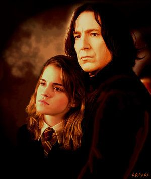 ROUND 26 - Hermione and Snape [b]Winner - Hermione4evr[/b] 2nd - flowerdrop 3rd - alkinza and mia4