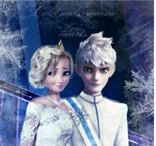 Elsa should get married to Jack