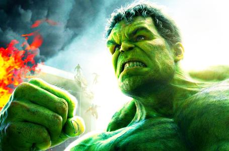 The Hulk ( The Avengers)
